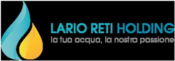 Logo Lario Reti Holding